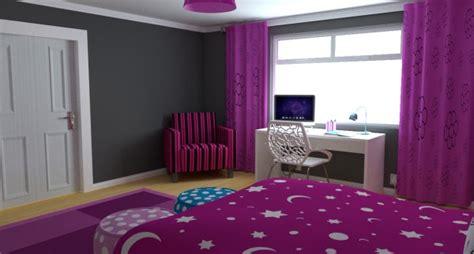 modern girls bedroom  daz studio  poser inlite