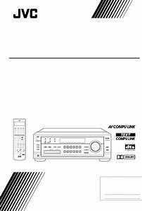 Jvc Stereo Receiver Rx
