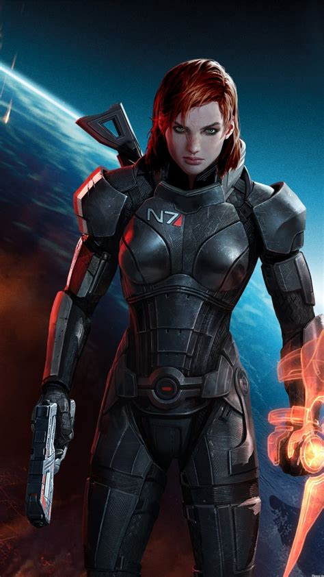 foto de Mass Effect iPhone Wallpapers (101 Wallpapers) HD Wallpapers