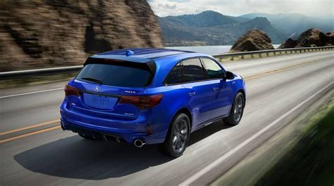 2019 acura mdx packages price features fresno acura