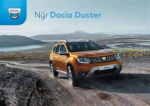 Pub Dacia Duster : dacia duster b klingur by bl ehf issuu ~ Gottalentnigeria.com Avis de Voitures