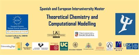 theoretical chemistry computational modelling university barcelona