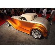 Chip Foose Magnatude At SEMA 2010 This Car Also Did The