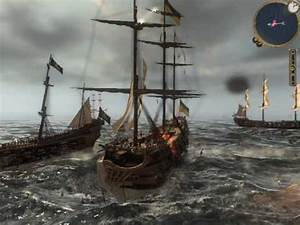 Empire: Total War - Pirates of Antigua - Naval battle ...