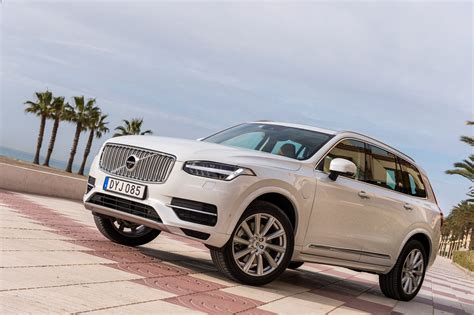 Volvo Xc90 Wallpapers by Wallpaper Volvo Xc90 Crossover Volvo Suv Hybrid Cars