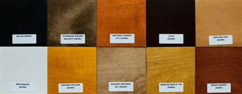 poplar wood stain colors click  enlarge maple dark