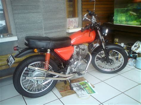 Cb 125 Modif by Honda Cb 125 Modif Trail For Sale Classic And Vintage