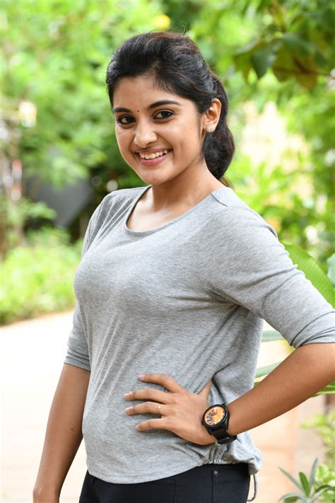 south indian actress nivetha thomas profile and gallery movieraja collection of movie reviews