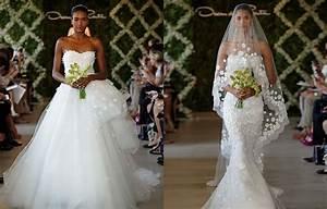 the best oscar de la renta wedding dresses modwedding With de la renta wedding dresses