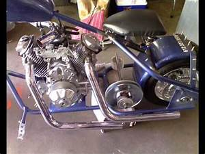 V-twin Mini Chopper Mock Up Slideshow
