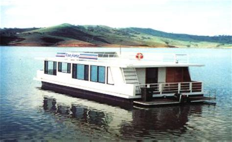 House Boat Hire Eildon by Lake Eildon Houseboat Hire