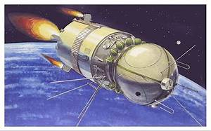 Vostok Spacecraft by Veb Plasticart - Fantastic Plastic Models