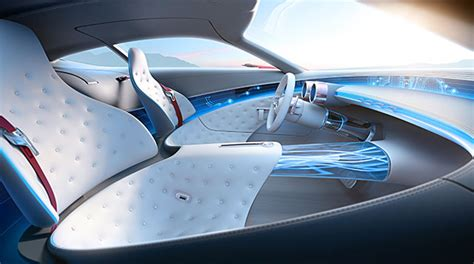 future mercedes interior mercedes maybach concept is a look at the future of luxury