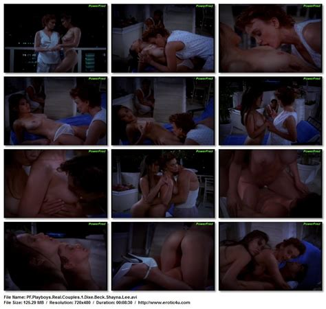 "Dixie Beck nude in ""Playboy Real Couples: Sex in Dangerous Places"" (1995) - Preview"