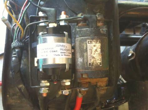 Wiring Diagram Solenoid Ezgo Gas Golf Cart - 24h schemes on