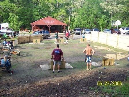 Whispering Pines Campground Keene Valley