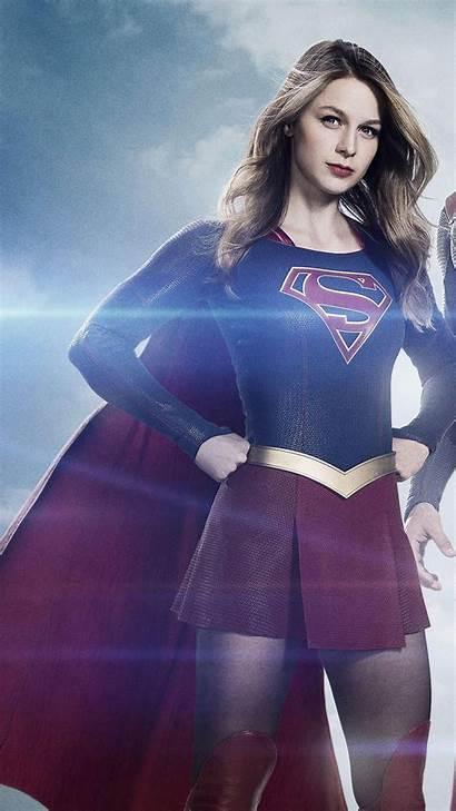 Supergirl Superman 4k Iphone Wallpapers 1080 Phone