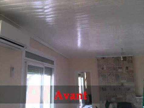 renov cuisine comment installer un plafond