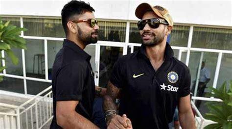 Shikhar Dhawan wishes 'friend, brother, team-mate' Virat ...