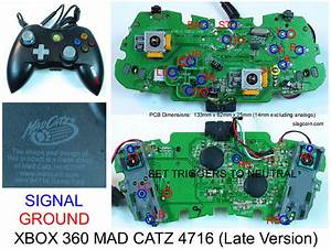 Xbox 360 Usb Wiring Diagram