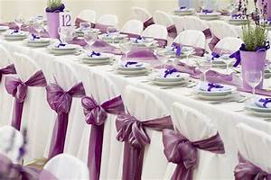 Wedding chair covers - Articles - Easy Weddings
