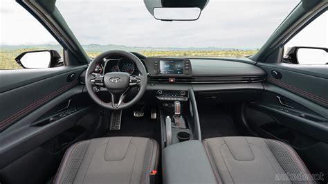 28 city/36 hwy/31 combined mpg. Hyundai Elantra N Line Sedan debuts with hot looks and 204 ...