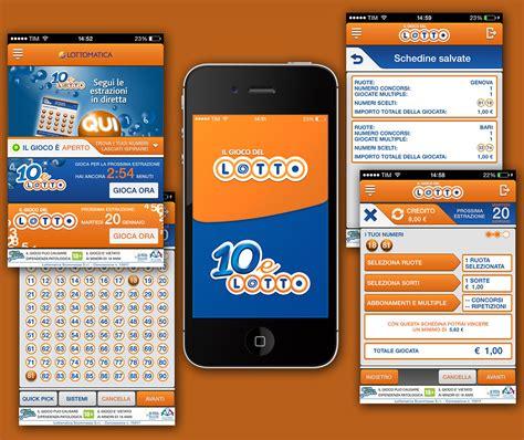 lottomatica mobile mobile app chiesa graphic e web designer