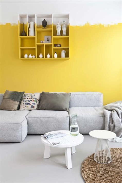 woonkamer geel je woonkamer met gele tinten inrichten living tomorrow