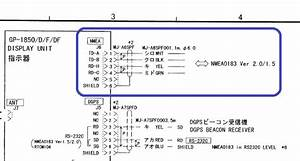 Furuno 1850 Df Nmea Pin Out  - The Hull Truth