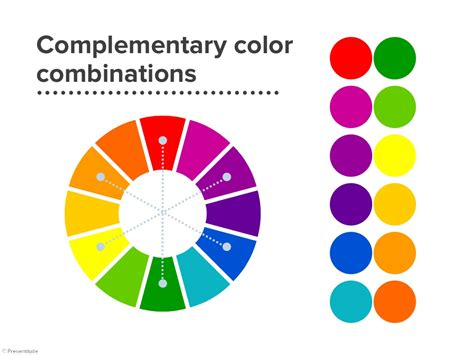 Complementary Colors  Examples