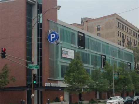 Sheridan Sherwin Parking Garage In Rogers Park Reopens