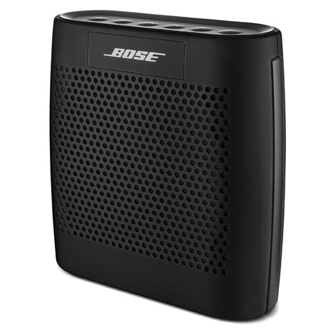 bose color portable speakers bose soundlink color portable speakers