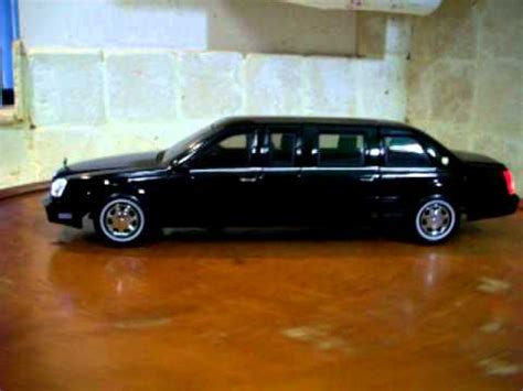 s cadillac the beast is more like thank than car 1 24 presidential limo quot the beast quot motorcage barack obama