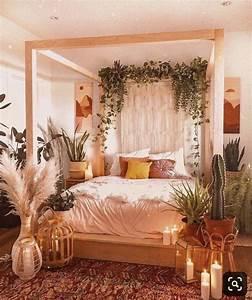 Boho, Style, Ideas, For, Bedroom, Decors