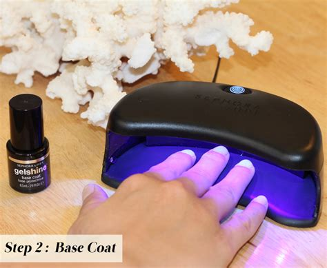 At-home Gel Nail Polish Kit Review