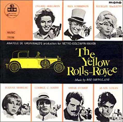 yellow rolls royce movie bentley spotting