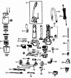 Bissell Model 81m91 Vacuum  Upright Genuine Parts