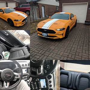 Ford Lease Takeover in Kitchener, ON: 2018 Ford Mustang EcoBoost Premium Manual 2WD ID:#3857 ...