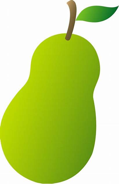 Pear Clip Juicy Clipart Delicious Sweetclipart