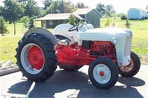 1954 Ford Tractor Manual