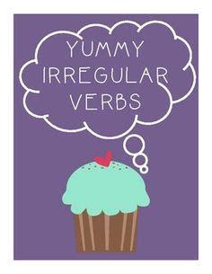 irregular verbs images irregular verbs verb
