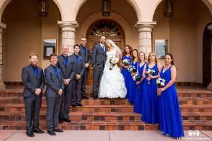 la jolla wedding with blue decor - Black Wedding Tux