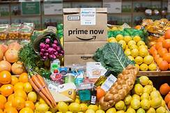 Amazon will build more Whole Foods stores to expand Prime Now…
