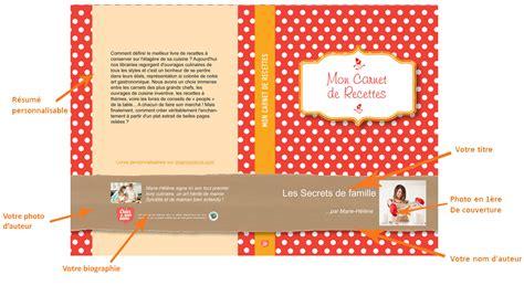 cahier de recette de cuisine créer livre de cuisine cahier de cuisine