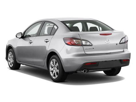 2010 Mazda Mazda3 4-door Sedan Auto I Sport Angular