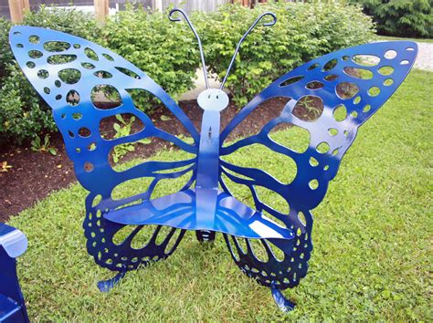butterfly metal chair