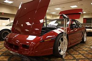 Purchase Used 1988 Pontiac Fiero Gt With 3800 Supercharged