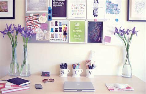organisation bureau 6 idées pour décorer votre working space et vous motiver à