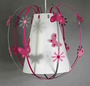 Suspension Chambre Bébé : suspension luminaire bebe fille ~ Voncanada.com Idées de Décoration