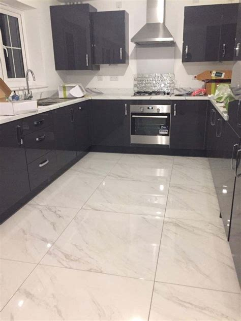 white tile kitchen hellas marble floor tile floor tiles from tile mountain 1062